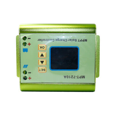 Home Charging System MPT-7210A Solar Controller Street  to Adapt to 24/36/48/60