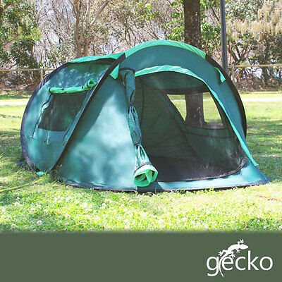 BRAND NEW 2 man person Gecko speedy pop up popup tent