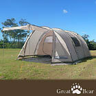 BRAND NEW 6 man person G-Bear 6490 camping family tent