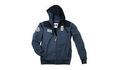 PORSCHE Genuine OEM MARTINI RACING SWEAT JACKET WAP-555-0XL-0G