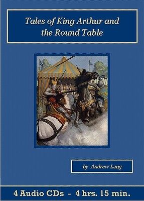 Tales Of King Arthur And The Round Table Unabridged Audiobook CD Set Audio Book