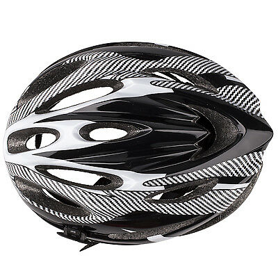 Ultralight Sports Cycling Helmet with Lining Pad Mountain Bicycle Adult White SP
