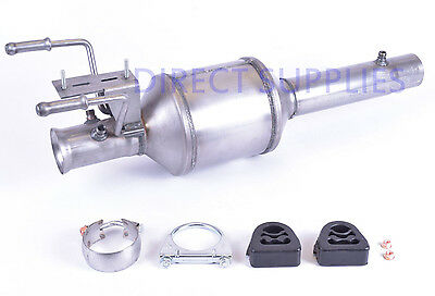 MERCEDES SPRINTER CDi 2006 ONWARDS DPF DIESEL PARTICULATE FILTER + FITTING KIT
