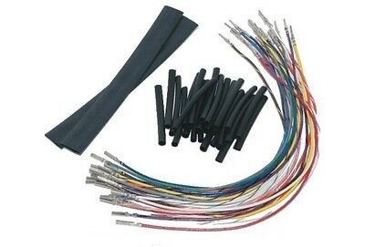 """Harley Handlebar Wire Extension Kit 8"""", Namz; Fits ALL FL '96 to '06 Bagger"""