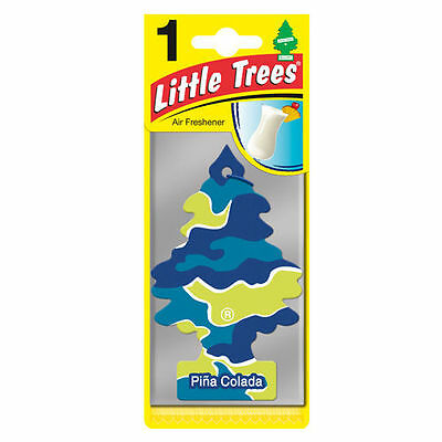 Magic Tree Little Trees Car Home Air Freshener Scent - PINA COLADA On Sale