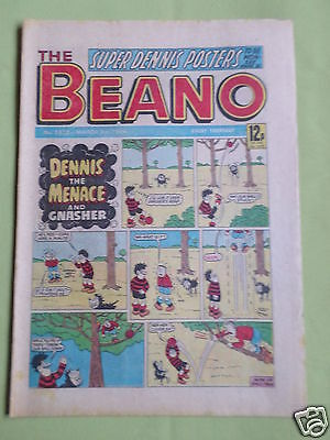 The Beano  - Uk Comic - 3 Mar 1984 - #2172