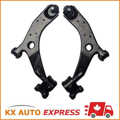 Front Left & Right Lower Control Arm & Ball Joint Assembly For Mazda 3 2006 2007