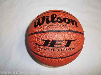 "Wilson Jet Competition  Game Ball Basketball Men's Size (29.5"")"