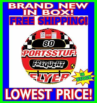 SPORTSSTUFF FREQUENT FLYER 3 Person Towable Tube 53-1661