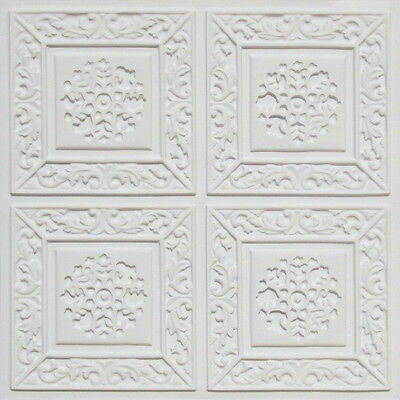 Decorative PVC Ceiling Tile DIY Home Decor 24x24 #203