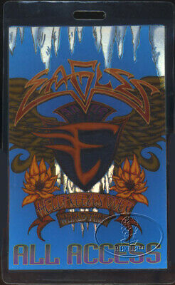 THE EAGLES 1994-96 Laminated Backstage Pass