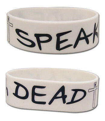 *NEW* Hellsing Ultimate: Speak with Dead PVC Wristband by GE Entertainment