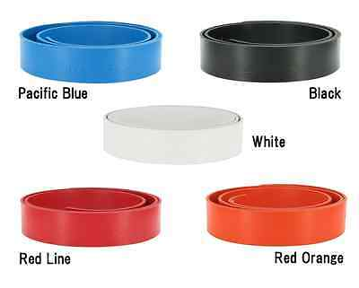 *new* Oakley Leather Belt Strap (Various Colours) One Size