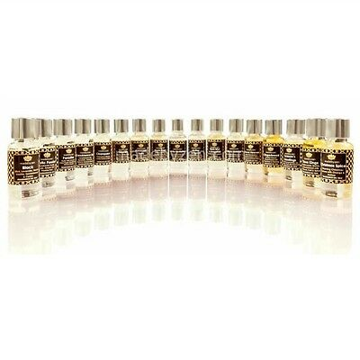 Assorted Scents - Signature Scented Fragrance Oil Made By Zen 15ml (1 Supplied)