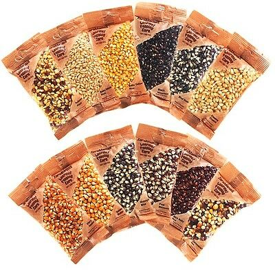Assorted ZaraMamas Popcorn Gourmet Popping Corn Bag 90g (1 or Random Pack of 5)