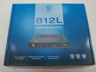 Open Networks 812L Voip Ata Router