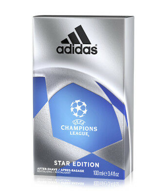 3 x 100ml Adidas After Shave Champions League