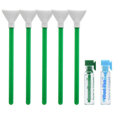 VisibleDust EZ Sensor Dual Power-X Cleaning Kit for Size 1.3x 20mm for Micro 4/3