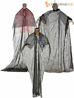 9ft Hanging Halloween Decoration Zombie Clown Party Prop Fancy Dress Accessory