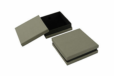 Jewellery Shop Display Packaging 2 piece Card Gift Box For Watches Ring Earrings