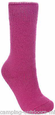 Trespass Womens Ultra Thick SOCKS Warm Winter Thermal TOG 3 Rated Ladies
