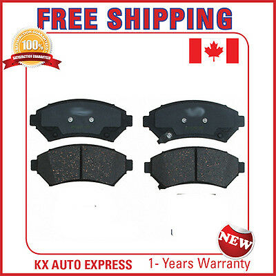Front Ceramic Brake Pads For Chevrolet Monte Carlo 2000 2001 2002 2003 D699