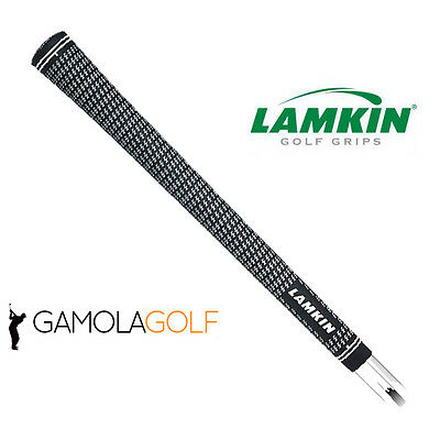 Set of 3 LAMKIN CROSSLINE Midsize Golf Grips NEW
