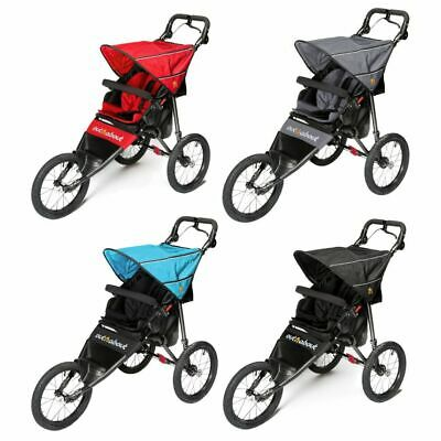 Out N About Nipper Sport V4 Lightweight Child Jogging/Running Buggy/Pushchair