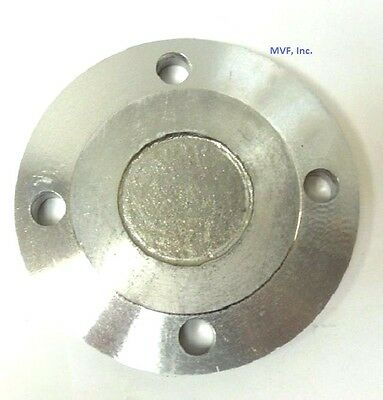 "Blind Flange 6"" 125 Raised Face Aluminum A356-F Ansi-B16.1 Usa <A615110"