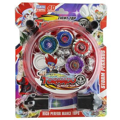 Beyblade Arena Spinning Top Toy with Launchers & Battle Stadium