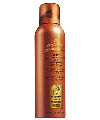 COLLISTAR SPRAY AUTOABBRONZANTE 360° ABBRONZATURA SENZA SOLE - 150 ml