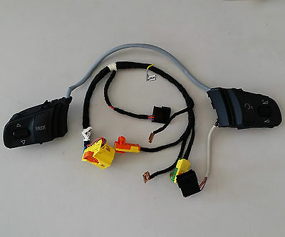 Audi TT 8J original Cable with Multifunctional buttons Switch Steering wheel