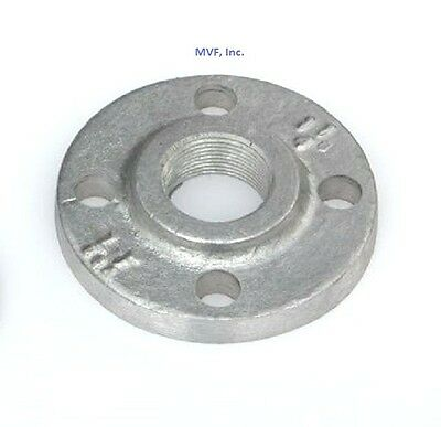 "Threaded Flange 3"" 125 Raised Face Aluminum A356-F Ansi-B16.1 Usa <A511110"