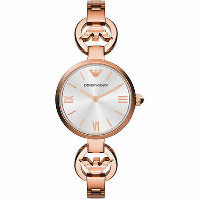*** NEW *** Emporio Armani® watch AR1773 Ladies Rose Gold , Stainless Steel