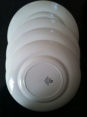 Johnson Brothers china Athena (Made in England) - Dinner Plate quantity four