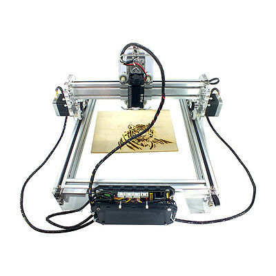 New 500MW Laser Engraver Engraving Cutting Machine Printer DIY no assembly Part