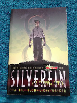 SilverFin:The Graphic Novel Comic Book By Charlie Higson Paperback – 2008