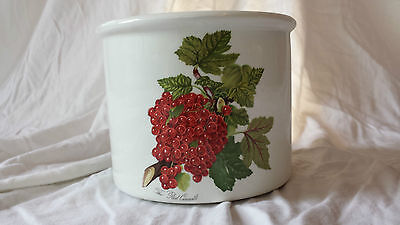 Port Meirion Pomona The Red Currant Storage Jar