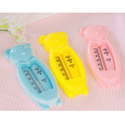 Bear Baby Bath Tub Water Sensor Thermometer Floating Temperature Water Tester