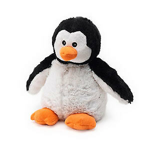 Cozy Plush Microwave Bedwarmer Heat Pack - Penguin Wheat Hot Cold Pack