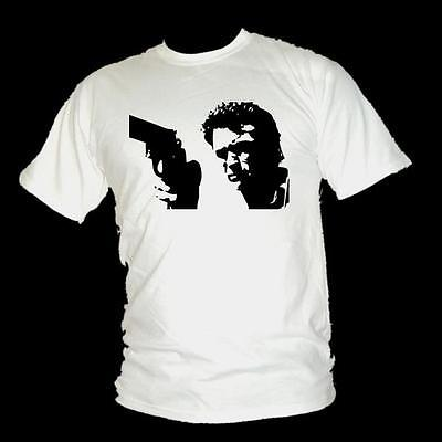 "Clint Eastwood ""DIRTY HARRY"" .44 Magnum film mens T-Shirt all sizes"