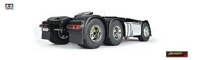 Tamiya 1:14 complete Chassis of the Actros 3363 Gigaspace out Modular 56348