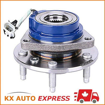 Front Wheel Hub & Bearing Assembly For Pontiac Montana 2002 2003 2004 2005 Abs