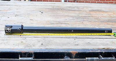 """Lowe Auger Post Hole Shaft Extension 36"""" Round - 2 9/16"""" Diameter - Ship for $69"""