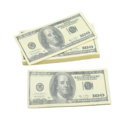 100$ Dollars Napkin US Dollar Bill Money Paper Towel Fun Party Tricky Gifts - LD