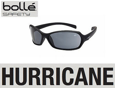 Bolle Hurricane Smoke Lens * Safety Glasses * Medium Impact * 100% UV Protection