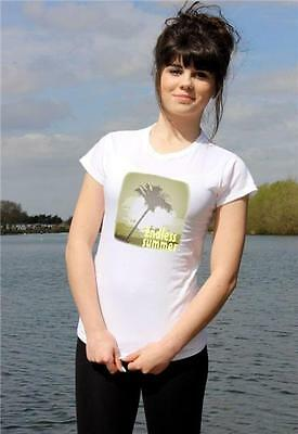 Endless Maldivian summer '69 Classic. Vintage style t-shirt - ladies all sizes