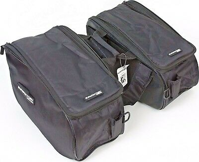 Autokicker Classic Series Saddle Bags For Motorcycles & Motorbikes