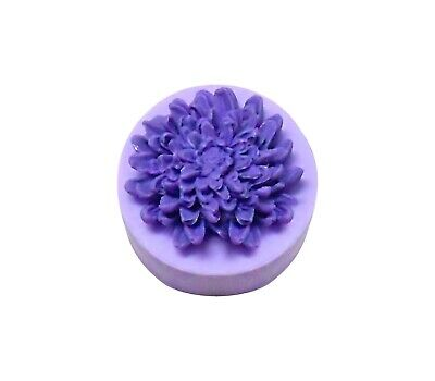 Chrysanthemum Silicone Mould/ Mold For Candle / Soap