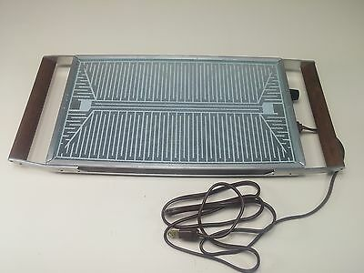 Vintage Salton Cosmopolitan Hotray Warming Tray Hot Plate Food Warmer 250 Watts